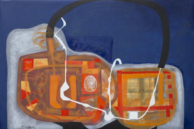 , 'PerserIII (For to be III),' 2017, Matthew Liu Fine Arts