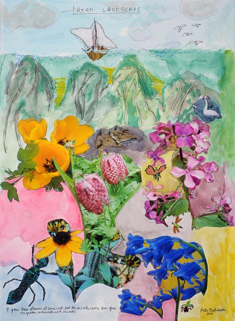 , 'Dream Landscape,' 2017, Freight + Volume