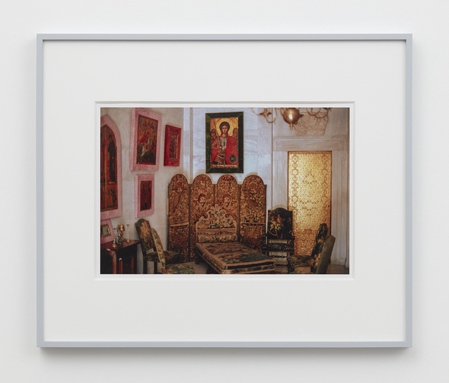 , 'Villa Iolas (Byzantine Icons, Gold Door),' , David Kordansky Gallery