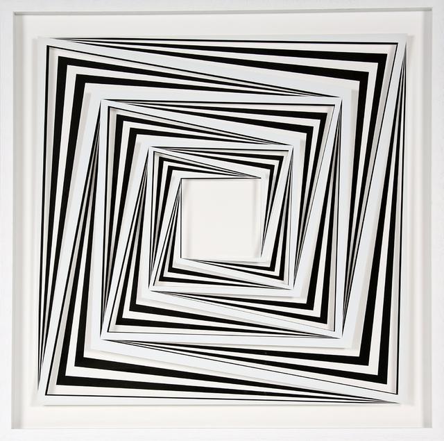 ", '""Komposition 633 A"",' 2017, Galerie-F"