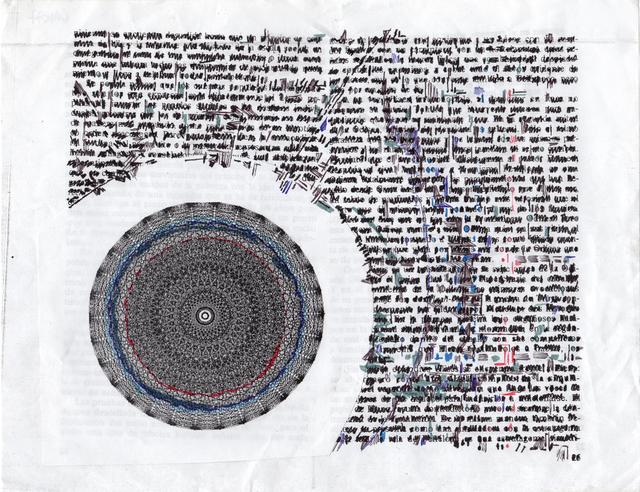 , 'untitled,' 2000, christian berst art brut