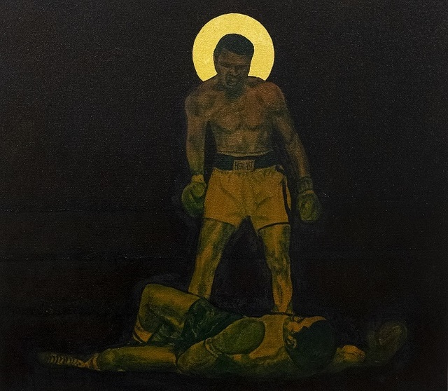 , 'St Muhammad,' 2019, Gallery 1957