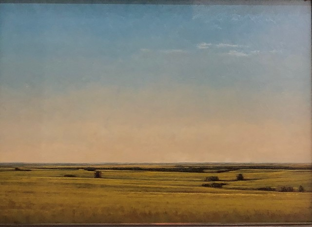 , 'Late Afternoon Near Salina, KS,' 2010, Gallery Victor Armendariz