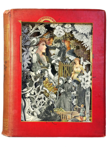 , 'The Girls Own Annual, 1891,' 2017, Victor Lope Arte Contemporaneo