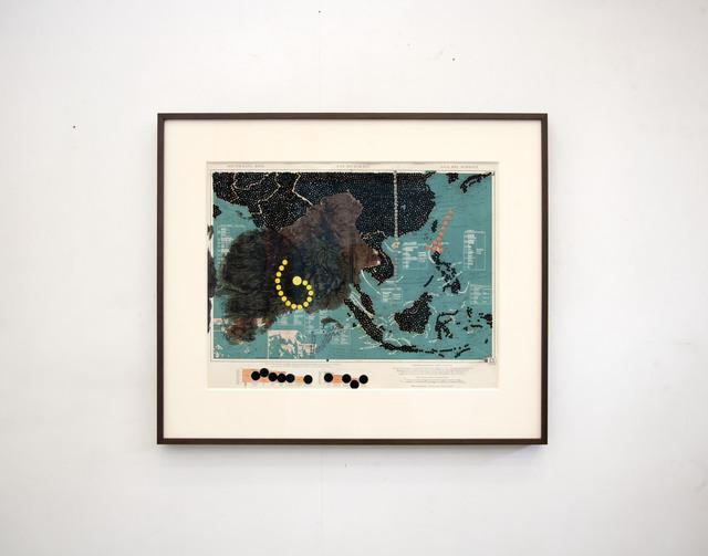 Bharti Kher, 'Erasure VIII', 2016, Hauser & Wirth