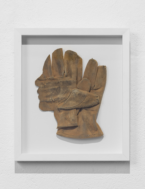ICY and SOT, 'Working-class Hero (Gloves)', 2018, Underdogs Gallery