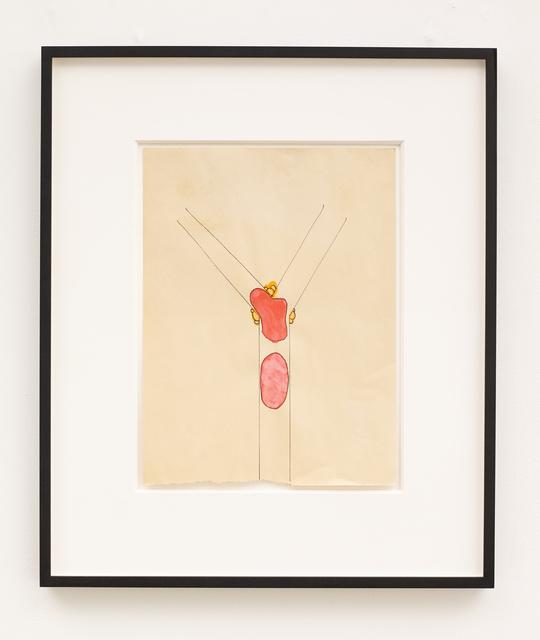 , 'Untitled,' 2017, Galerie Greta Meert