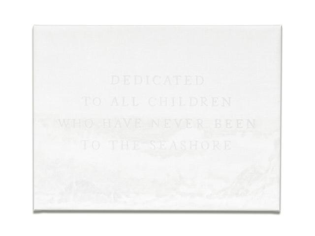 Birgir Snæbjörn Birgisson, 'American Seashore Book', 2019, BERG Contemporary