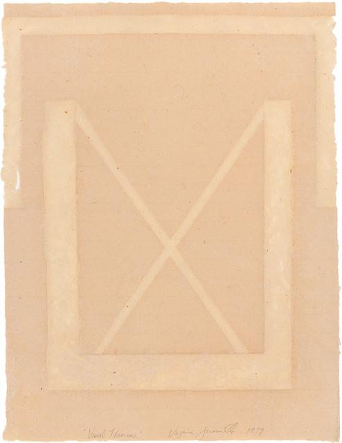 , 'Visual Theorem 18,' 1979, Hales Gallery