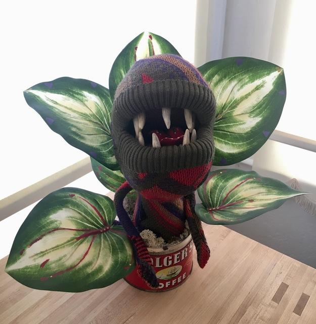 , 'Sweaty Audrey II,' 2017, Flower Pepper Gallery