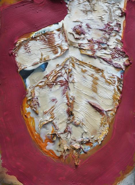 , 'work on paper,' 2015, arthobler gallery