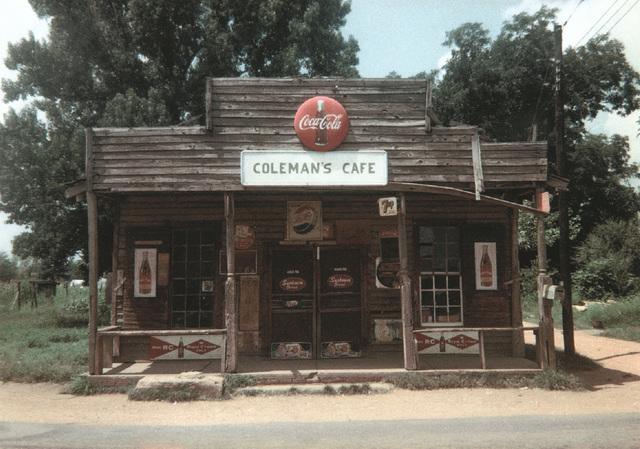 , 'Coleman's Café, Greensboro, Alabama,' 1967, Pace/MacGill Gallery