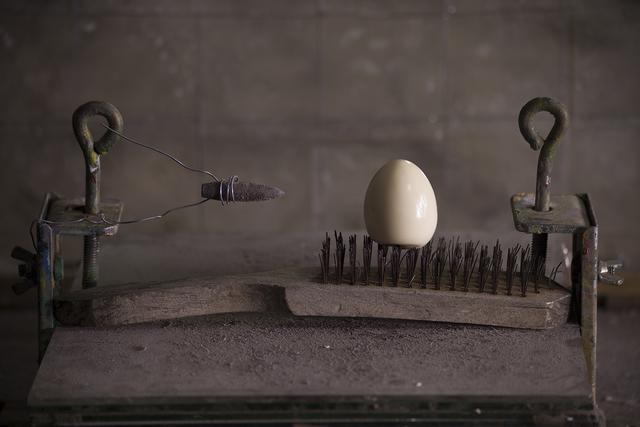 Yuval Yairi, 'Egg', 2016, Zemack Contemporary Art