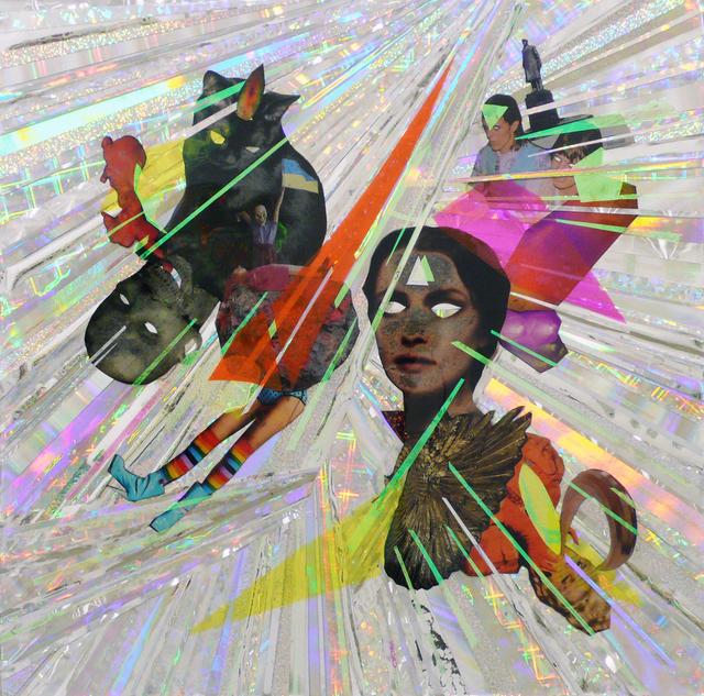 , 'Dispersion / Heroes,' 2014, Bruno David Gallery & Bruno David Projects