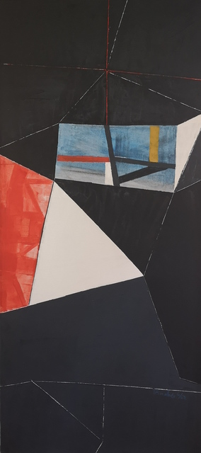 , 'Flags ,' 1962, Madrona Gallery