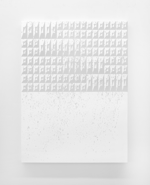 Matt Mignanelli, 'Whisper', 2018, Painting, Acrylic and Enamel on Canvas, Dubner Moderne