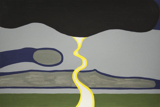 , 'Lightning,' 2016, Galerie Laroche/Joncas