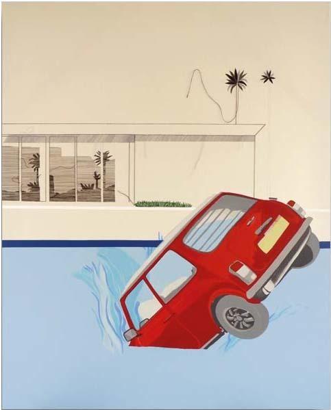 Anibal Vallejo, 'A BIGGER SPLASH', 2011, Galerie Vivendi