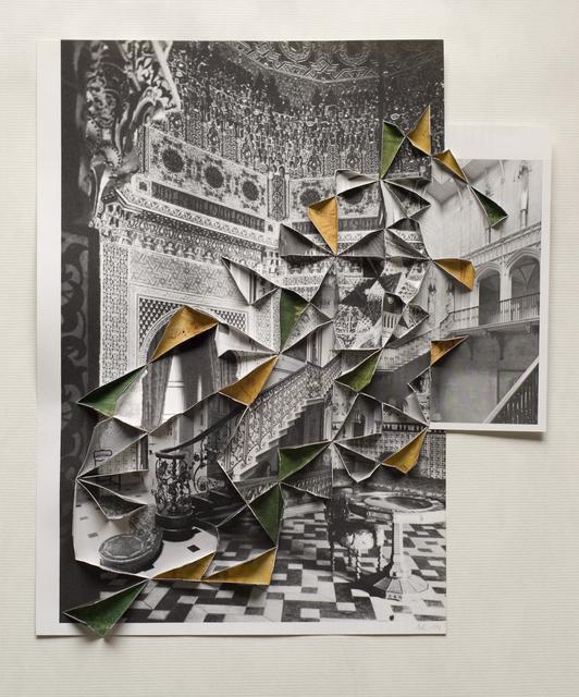 , 'Cabinete arabe,' 2009, Raum mit Licht