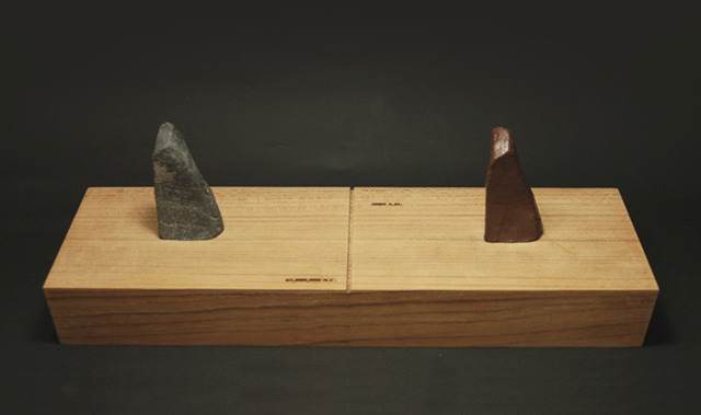 Lee Mingwei, 'The Stone Journey (Version 11 of 11)', 2009, Jane Lombard Gallery