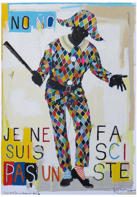 Fabio Coruzzi, 'Je Ne Suis Pas Un Fasciste #6', 2018, Artspace Warehouse