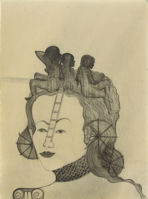 , ' La tres Hermanas,' 2016, Galeria Senda