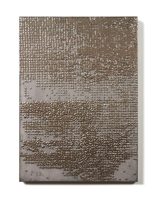 , 'Luftbild 5,' 2012, Galerie Krinzinger