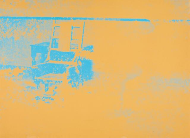 Andy Warhol, 'Electric Chair (FS II.83) ', 1971, Revolver Gallery