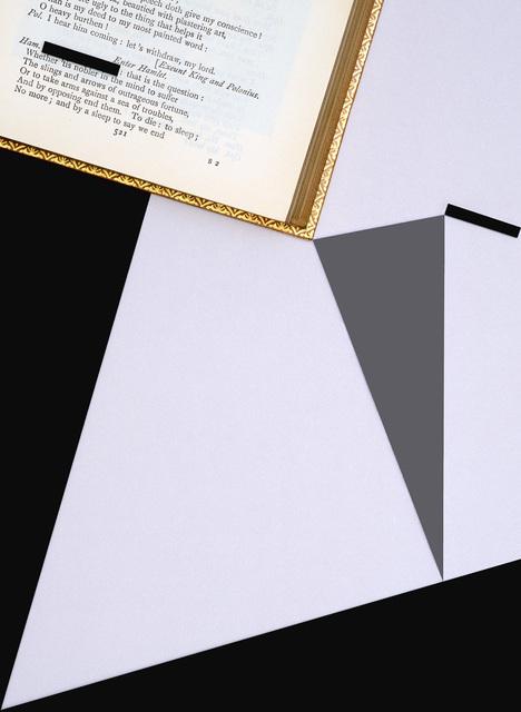 , 'Shakespeare, Hamlet,' 2012, Galeria Karla Osorio