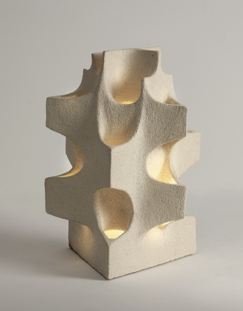 , 'Illuminated Sculpture,' 2014, Maison Gerard