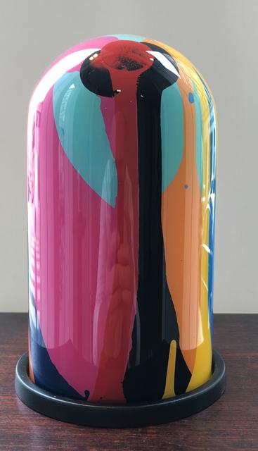 , 'Reverse Glass Painting (Nr.4) ,' 2019, Mario Mauroner Contemporary Art Salzburg-Vienna
