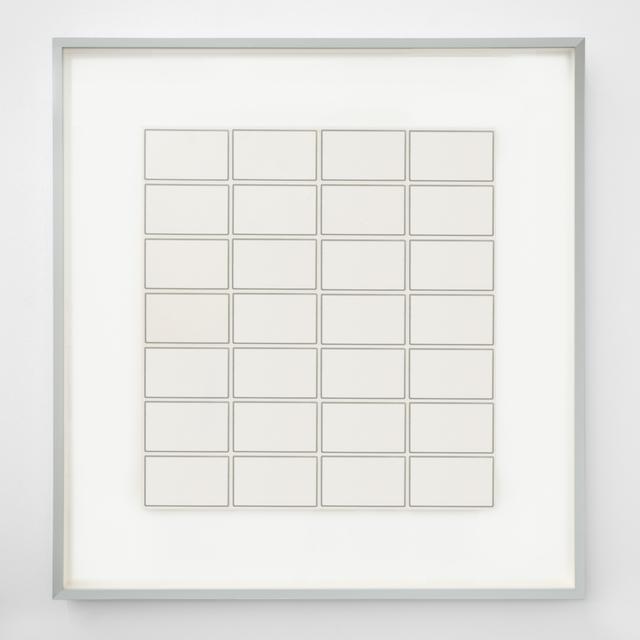 , 'Untitled,' 1966, Galerie Mehdi Chouakri