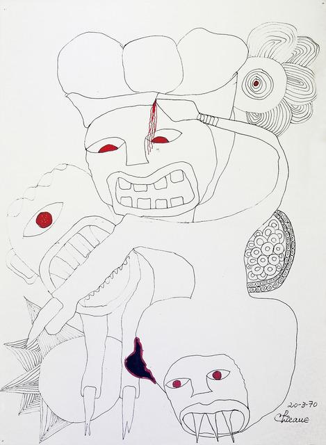 , 'Untitled,' 1970, Perve Galeria
