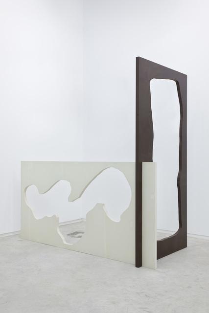 , 'Do you have a trace?,' 2018, Galería Heinrich Ehrhardt