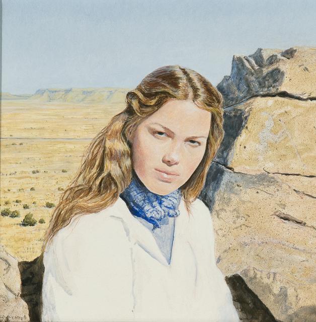, 'Jenni,' 2017, Gerald Peters Gallery Santa Fe