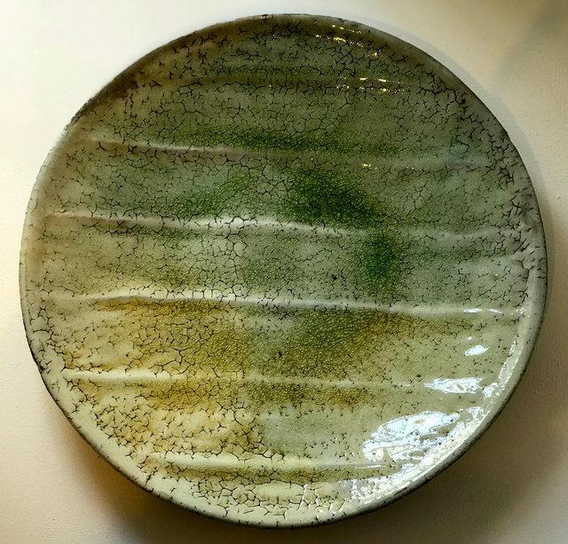 , 'Plate Fossil 3,' 2017, Taste Contemporary