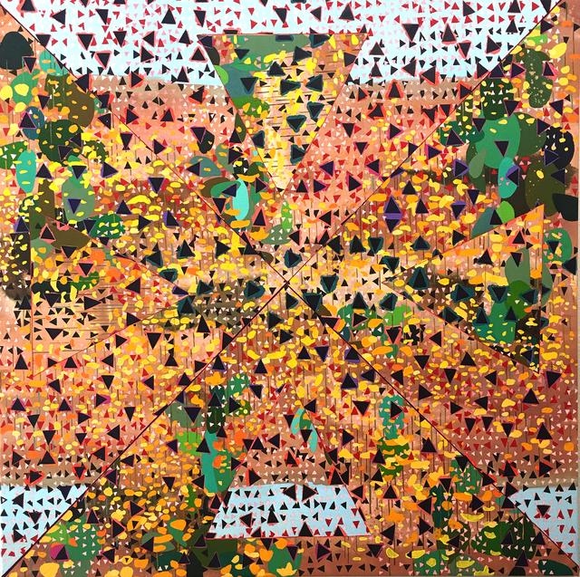 , 'Four Corners,' 2017, Conduit Gallery