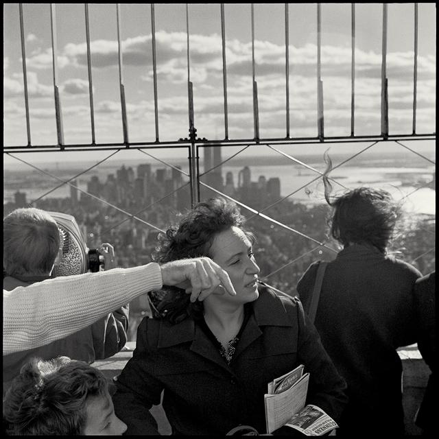Dan Winters, 'Empire State Building', 1989, Fahey/Klein Gallery