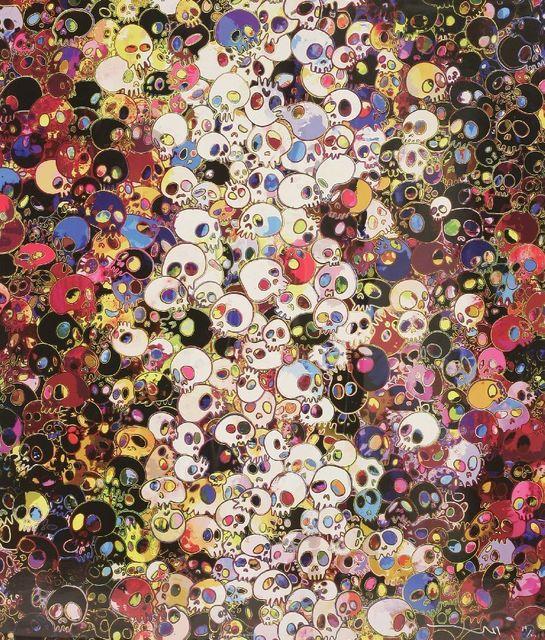 Takashi Murakami, 'Don't Rule My Dreams. My Dreams Rule Me.', 2011, Sworders