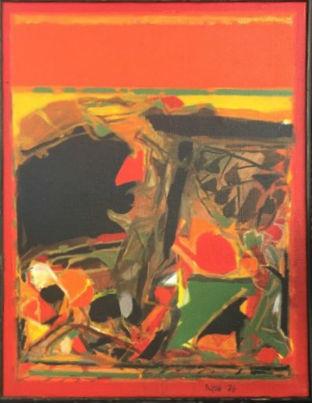 , 'Gorbio,' 1976, Aicon Gallery