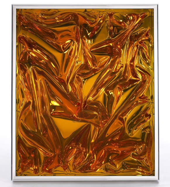 , 'Untitled 1990-2012 (Amber),' , De Re Gallery