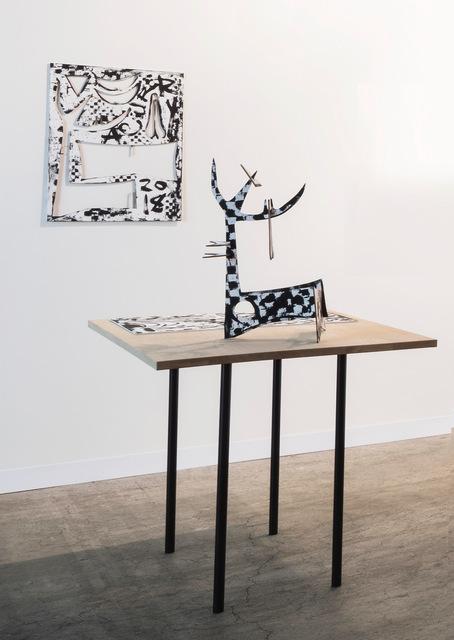 , 'Command Plus Minus,' 2018, Galerie Sabine Knust | Knust Kunz Gallery Editions
