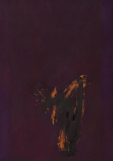 Cleve Gray, 'Meditation ', 1977, Bentley Gallery
