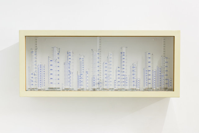 , 'Skyline,' 2019, Galerie Martin Janda