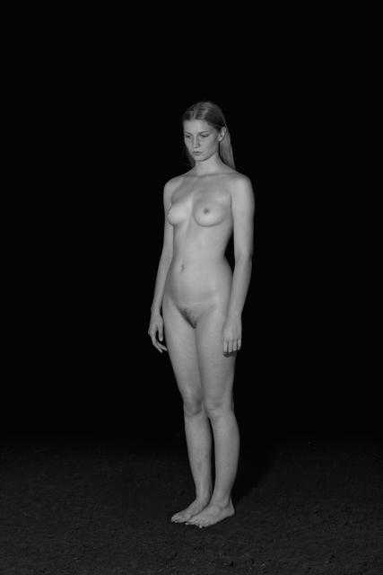 , 'Model,' 2014, tegenboschvanvreden