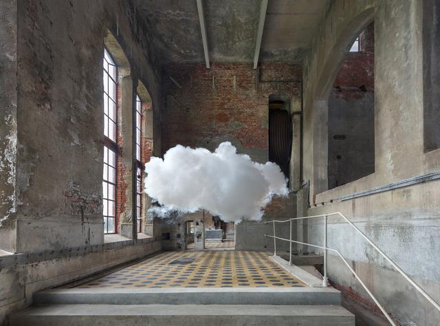 Berndnaut Smilde, 'Nimbus de Toekomst 1', 2019, Photography, Digital C-type print on aluminium, Ronchini Gallery