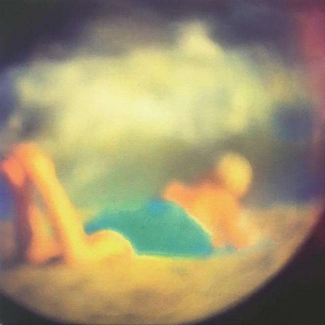 Steven Hirsch, 'Dream Beach 1', 2018, Photography, Inkjet on canvas, Madelyn Jordon Fine Art