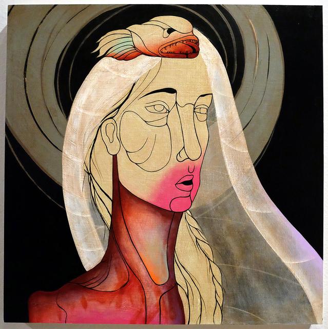 , 'Snakehead Fish Bride,' 2013-2014, ANNO DOMINI