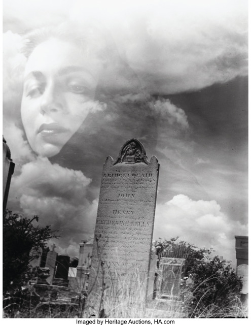 Clarence John Laughlin, 'Yellow Fever Fantasia', 1940, Heritage Auctions