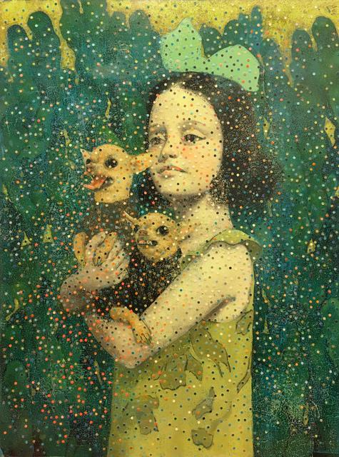 , 'Little Beasts,' 2017, New York Academy of Art
